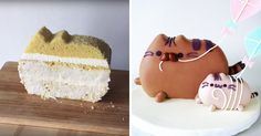 How To Make A Purrfect Pusheen Father's Day Cake For Your Dad   Bored Panda