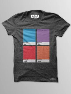 Turtle Power! - Men's Vintage Black Tri-Blend T-Shirt