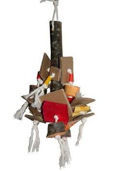 Jouet destructible en bois comestible et matériaux naturels pour perroquets - toy for parrot Ceiling Lights, Texture, Toys, Crafts, Decor, Budgie Toys, Budgies, Parrots, Accessories