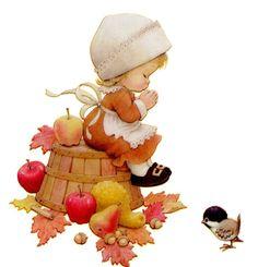 Printable - Thanksgiving - Ruth Morehead