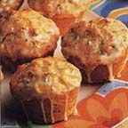 Honey-Citrus Oat Muffins