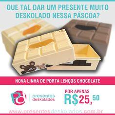 Bom dia!!! Galera deskolada!!! Qual vai ser seu presente de Páscoa? Chocolate Branco ou Ao Leite? Deskola um lá:http://migre.me/pk2T0