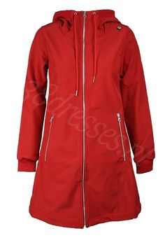 Jane Red Softshell - Danefae