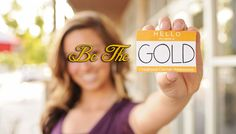 Be The Gold Childhood Cancer Awareness Movement