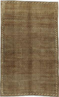 Vintage Anatolian Carpet, No. 22358