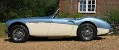 Something a little bit different The Austin Healey 100-6S