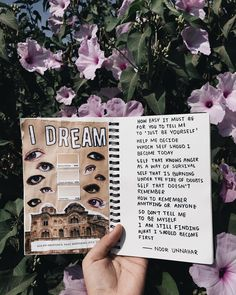 — how to be yourself // poetry + art journaling // quotes words poetic teens diy craft scrapbooking journal ideas inspiration, collage tumblr hipsters aesthetics indie grunge floral flowers instagram photography, notebook stationery handstagram, beige life aesthetic, creativity inspiring handwritten //