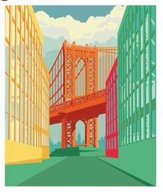 Colores, ciudad, urbano