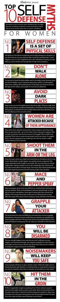 Self-defense skills for you Follow back