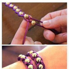 Easy bracelet!