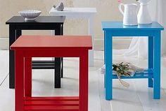 Színes részletek szék+asztalka