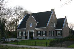Woning in de Engelse stijl te Lichtenvoorde - Huistotaal - Bouwkundig ontwerp en adviesbureau