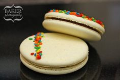 Joe the Baker creates French macarons out of classic birthday cake.