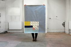 Katherine May is a quilt maker and observer of material culture. Her practice focuses on the link between textiles and society.