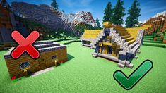 5 EASY TIPS TO BUILD BETTER IN MINECRAFT!