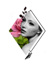 girls and rose tattoo design Realistic Rose Tattoo, Tattoo Designs, Girl Face Drawing, Street Art News, Aesthetic Photo, Portfolio, Tattoo Models, New Art, Sketches