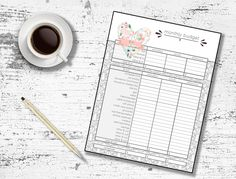 Getting off track with spending this holiday season?  Almost New Years Resolution time! Follow this easy monthly budget worksheet and other budget related worksheets to create your goals, stick to them, and lower your stress. www.etsy.com/shop/chaosmadesimple
