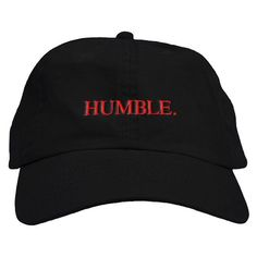 HUMBLE. Dad Hat – Fresh Elites