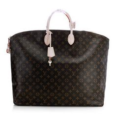 Louis Vuitton Monogram Canvas Lockit GM M40614. All I can say is, daaaammn