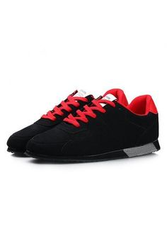 AD NK FASHION Men's Fashion Casual Canvas Skater Flat Sneakers(Black)AK195 | ราคา: ฿664.00 | Brand: AD NK FASHION | See info: http://www.topsellershoes.com/product/294/ad-nk-fashion-mens-fashion-casual-canvas-skater-flat-sneakersblackak195