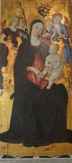 Siena Matteo di Giovanni (my photo)