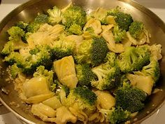Quinoa with Broccoli and Artichoke Hearts Clean Recipes, Veggie Recipes, Vegetarian Recipes, Dinner Recipes, Cooking Recipes, Healthy Recipes, Quinoa Dishes, Veggie Casserole, Lunch Items