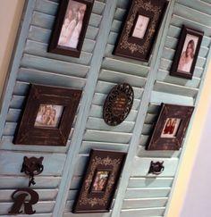 50+ Photo Display Ideas & Projects - Reincarnations Art