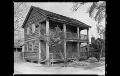 21 Vintage Photos of South Carolina Houses in the 1930s