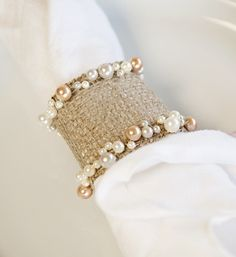 Napkin Ring DIY Tutorials