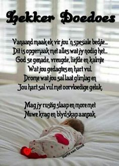 Good Night Blessings, Good Night Wishes, Good Morning Good Night, Good Night Quotes, Day Wishes, Beautiful Verses, Evening Greetings, Afrikaanse Quotes, Goeie Nag
