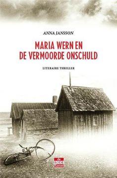Maria Wern en de vermoorde onschuld Deel 10
