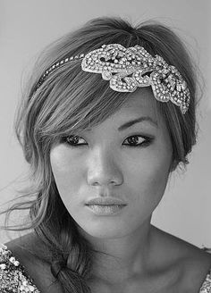 Bridal Headpieces, Birdcage Veils and Vintage Jewelry by Portobello Jewelry - Portobello Jewelry