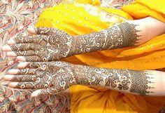 Best Mehndi Designs For Wedding