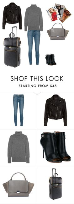 Travelling (winter) by mia-rc on Polyvore featuring J.Crew, New Look, Frame Denim, Givenchy, STELLA McCARTNEY and CÉLINE