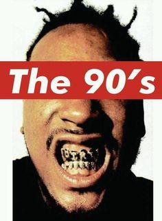 the 90's ODB