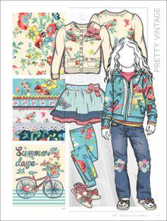 Style Right Kidswear Trend Book - S/S 2015 - Kidswear - Styling ...