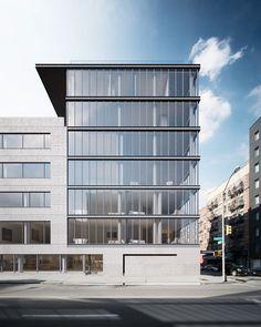 【写真記事】安藤忠雄氏がNYで始めて設計した建物ってどんなの?