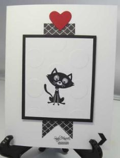 You Little Furball, Stampin' Up! Details on my blog today
