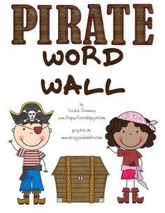 Cute word wall