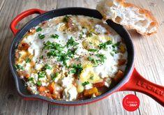 Foodblogswap april 2016:  Shakshuka van De wereld op je bord