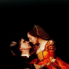 Jeremy Irons and Lotte Verbeek portray respectively the characters of Pope Alexander VI with his mistress Giulia Franese......