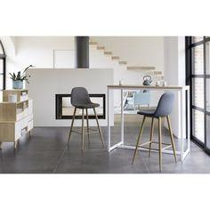 Lot 2 Tabourets De Bar Grant Tissu Set 2 Chaise De Bar Moderne Design Scandinave Catalogues Will Be Sent Upon Request Chairs