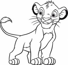 simba disney coloring pages free online printable coloring pages, sheets for kids. Get the latest free simba disney coloring pages images, favorite coloring pages to print online by ONLY COLORING PAGES. Horse Coloring Pages, Pokemon Coloring Pages, Disney Coloring Pages, Colouring Pages, Coloring Pages For Kids, Coloring Books, The Lion King, Disney Lion King, Simba Rey Leon