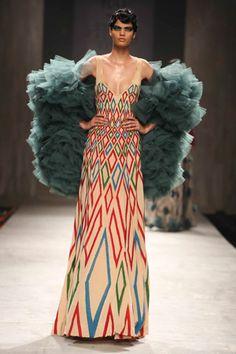 Jan Taminiau  Wills India Fashion Week SS2013
