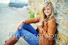 unique senior pictures | Creative senior pictures in Kansas City by Thrive Seniors, an Overland ...