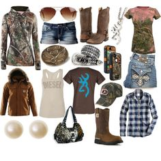 Country Girl essentials