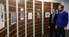 Eskişehir'de karikatür sergisi açıldı