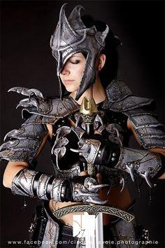 Leather Armor by Les Soeurs d'Armes-La Gueuse