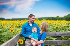 Family Portrait || Sunflower || Sons and suns