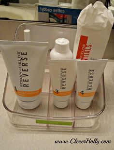 Simply Organized of NWA: Organizing your skin care regimen